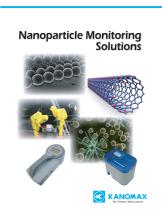 Nanoparticle Monitoring Solutions 2014