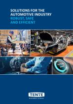 SOLUTIONS FOR AUTOMOTIVE