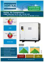 Vortex  Air Compressors