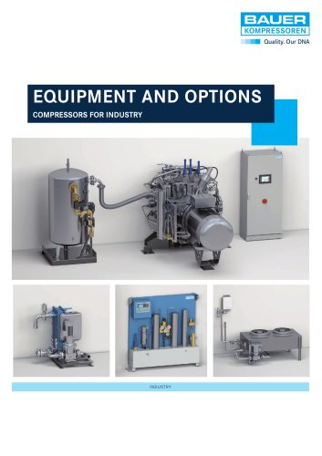 EQUIPMENT AND OPTIONS