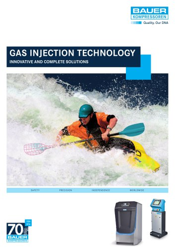GAS INJECTION TECHNOLOGY