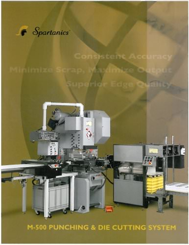 M512 Plastic Card Punching System