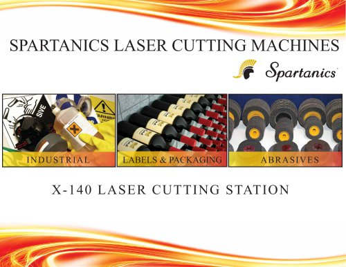 X-140 In-Line Laser Cutting Station