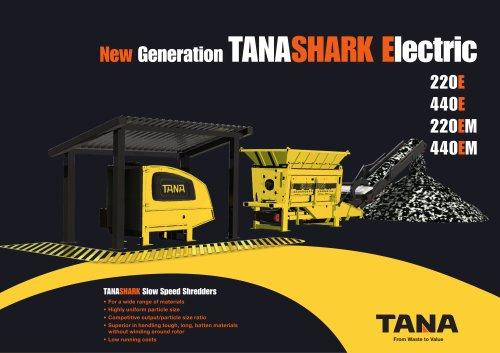 New Generation TANASHARK Electric