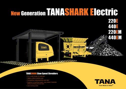 shark electric brochure