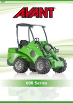AVANT 600 series