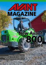 New Avant 800series