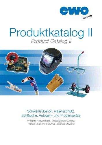 ewo Product Catalog II