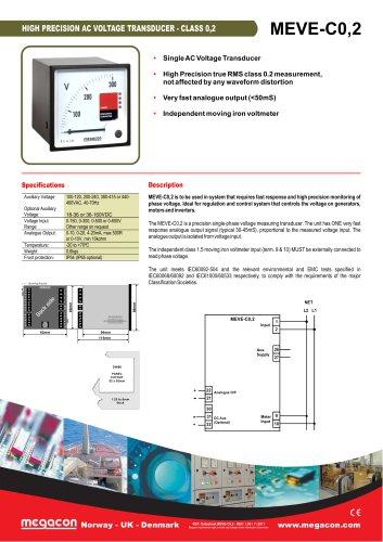 MEVx-0,2 Series
