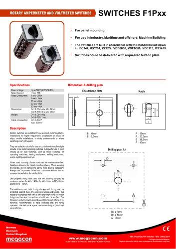 Switches F1Pxx Series