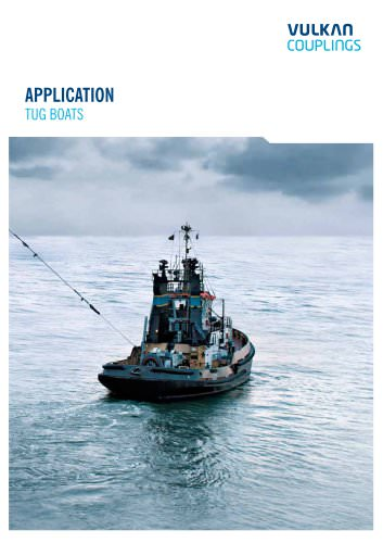 APPLICATION TUG BOAT