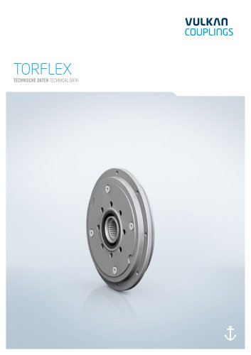 Technical data TORFLEX