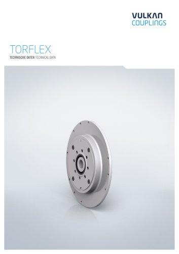 Technical data TORFLEX