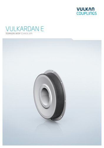 Technical data VULKARDAN E
