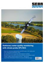 Nitrate probe SPS NO3
