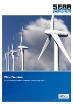 Wind Sensors  AWS