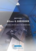 ADuro G shredder