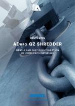 ADuro QZ shredder