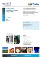 Temperature data logger TK-4014