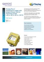 Temperature logger TGP-4510