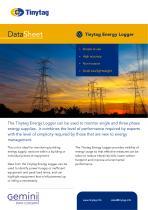 Tinytag Energy Data Logger