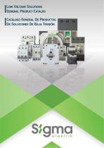 Low Voltage Solutions General Product Catalog