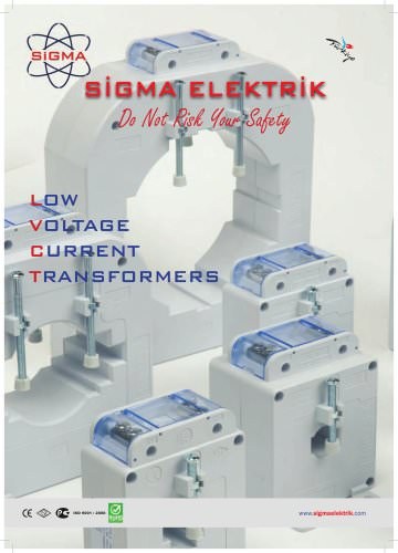 LV CURRENT TRANSFORMERS