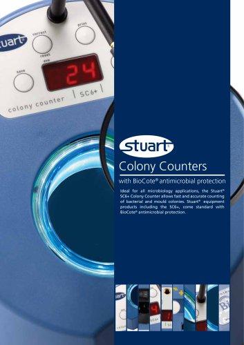 Colony Counter brochure