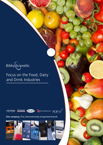 Focus on the Food, Dairy and Drink Industries