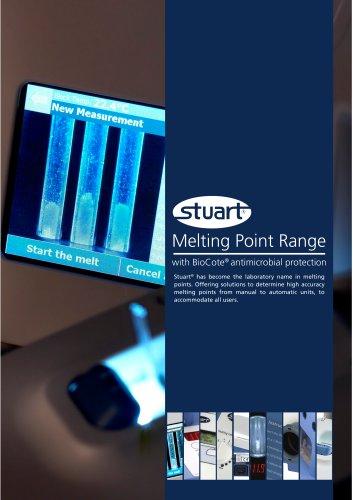 Stuart Melting Point brochure