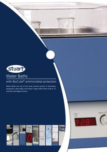 Stuart Water Baths brochure