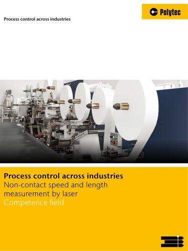 Process control across industries