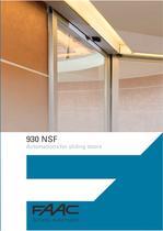 930 AUTOMATIC SLIDING DOOR