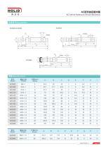 HOLID Miniature shock absorber,small shock absorbers, industrial damper,hydraulic damper,Adjustable Shock Absorbers,oil buffer,AC0604,AC0806,AC1210,AC1008,AC2525,AC2016,AC2540,AC2020,AC3660