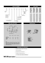 Series 35 automotive relays - 2