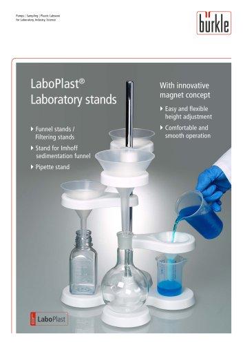 Laboratory stands