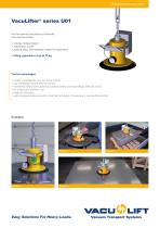 the self-suction VacuLifter® U01 - 1