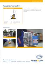 the self-suction VacuLifter® U01 - 2