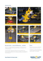 Small Powered Vacuum Lifters for horizontal transports - 4