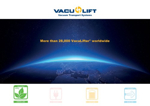 VacuLifter® Green Line