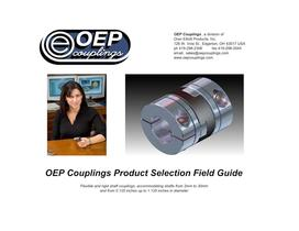 OEP Couplings Product Selection Field Guide - 1