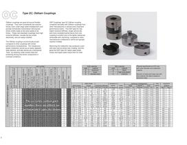 OEP Couplings Product Selection Field Guide - 4