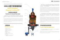 SBM MB5X Series Raymond Mill For Stone and Ore - 2