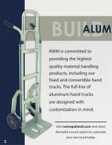Aluminum Handtrucks - 2