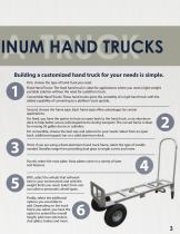 Aluminum Handtrucks - 3