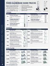 Aluminum Handtrucks - 4