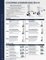 Aluminum Handtrucks - 6