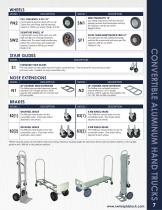 Aluminum Handtrucks - 7