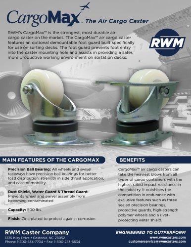 CargoMaxTM – The Air Cargo Caster