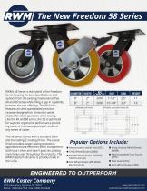 Freedom™ 58 Series Flyer